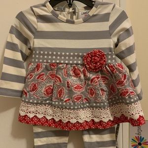 Counting Daisies 2pc outfit